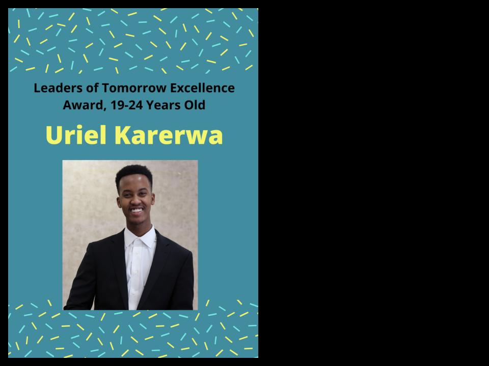 Uriel Karerwa - Final